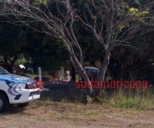foto: Chocó y escapó en contramano: fue detenido 10 kilómetros después