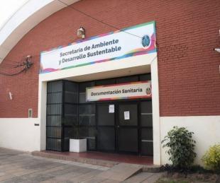 foto: Cierran oficina de Documentación sanitaria por sospecha de Covid