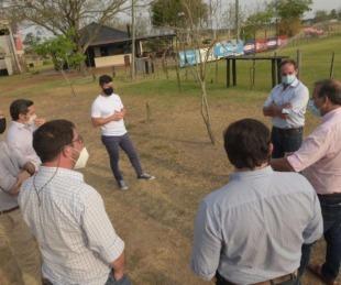 foto: Instituciones se benefician con el programa nacional Clubes en Obras