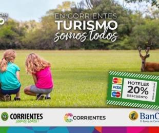 foto: Beneficios para apuntalar al sector y disfrutar del turismo