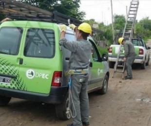 foto: Por trabajos hoy cortes de energía en Capital y zonas del interior