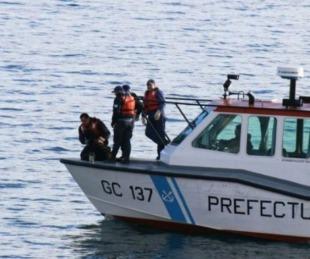 foto: Desaparecidos: empresa ayudará a Prefectura en la búsqueda por el río