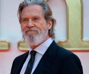 foto: El actor Jeff Bridges anunció que tiene cáncer linfático