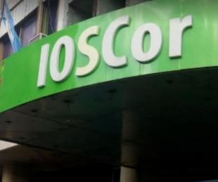 foto: Ioscor: a partir de mañana se normaliza la atención a los afiliados