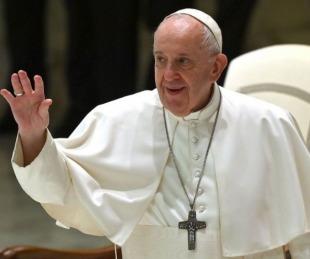 foto: Francisco respaldó la unión civil entre personas del mismo sexo