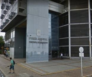 foto: Por casos de Covid, cierran edificio de Tribunales hasta el viernes