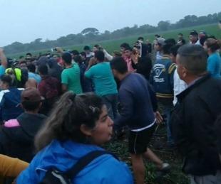 foto: Tucumán: vecinos mataron a golpes al sospechoso de asesinar a Abigail