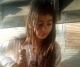 foto: Amiguitos despidieron a Abigail, la nena asesinada en Tucumán