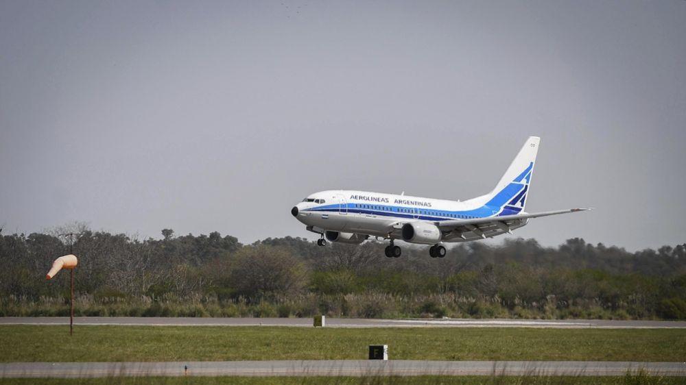 Conocé la programación de vuelos regulares de octubre de Aerolíneas