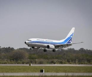 foto: Conocé la programación de vuelos regulares de octubre de Aerolíneas
