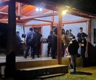foto: San Roque: demoraron al organizador y al DJ de una fiesta clandestina