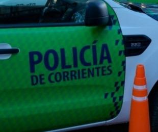 foto: Encontraron un cadáver a pocos metros de una escuela primaria