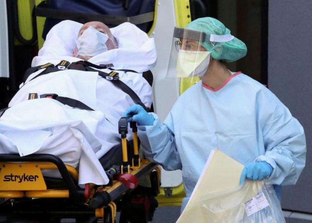 Covid-19: 384 fallecidos y 16.337 nuevos contagios en el país