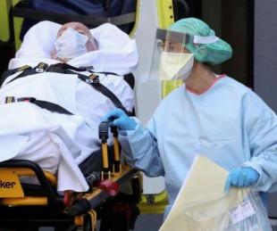 foto: Covid-19: 384 fallecidos y 16.337 nuevos contagios en el país