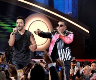 foto: La lista de los ganadores de los Premios Latin Billboard