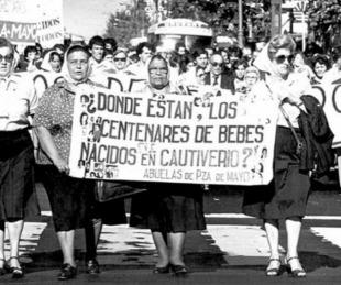 foto: Aniversario: Abuelas conmemora los 43 años de su nacimiento