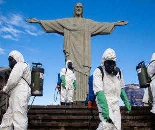 foto: Murió un voluntario brasileño de 28 años que testeaba la vacuna de Oxford