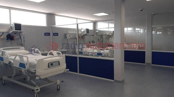 El 20% de los correntinos se atiende por año en este Hospital