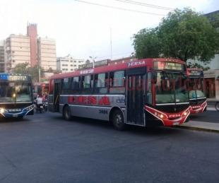 foto: Choferes suspendieron servicio de transporte por falta de acuerdo