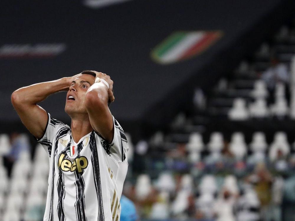 Cristiano Ronaldo se perderá un partido clave por el COVID-19