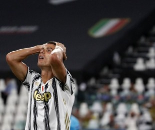 foto: Cristiano Ronaldo se perderá un partido clave por el COVID-19