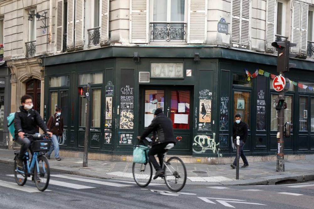 Francia registró un nuevo récord con más de 41.000 casos en un día