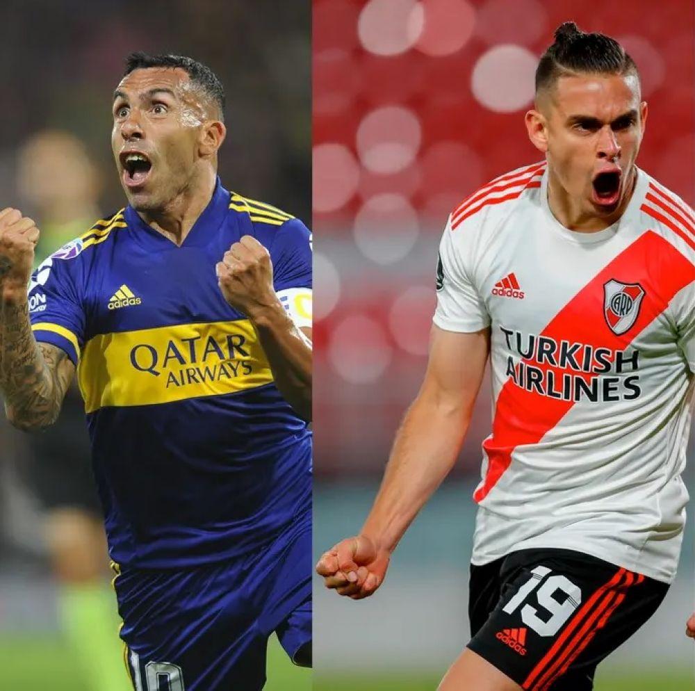 Copa Libertadores: Boca y River enfrentarán a equipos brasileños