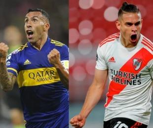 foto: Copa Libertadores: Boca y River enfrentarán a equipos brasileños