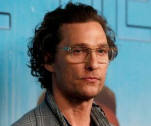 foto: Matthew McConaughey fue abusado sexualmente a los 18 años