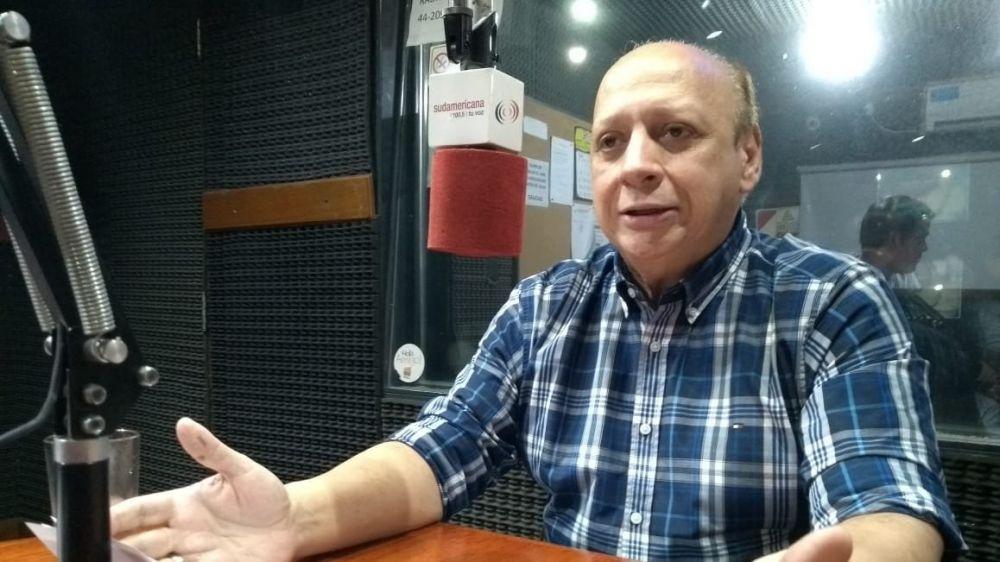 Martinez Llano pidió que Alberto asuma el liderazgo institucional