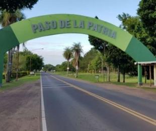 foto: Paso de la Patria: dieron marcha atrás y habilitan el turismo interno