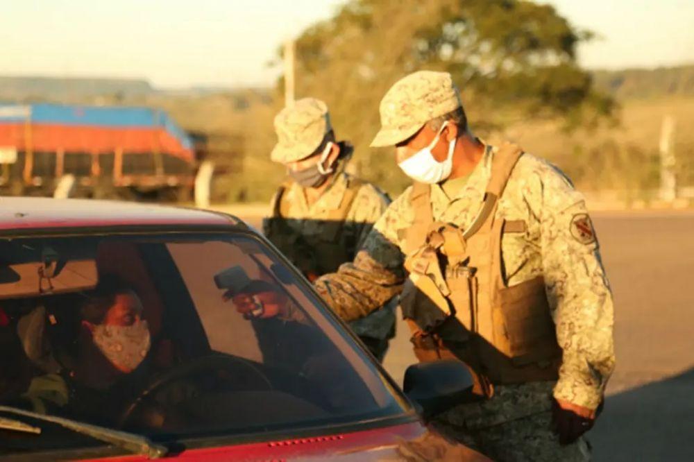 Uruguay: alertan que en la frontera se perdió el respeto al virus