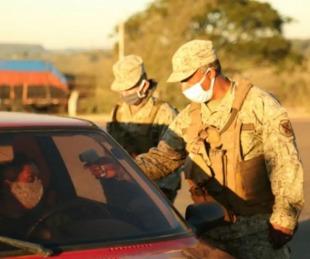 foto: Uruguay: alertan que en la frontera