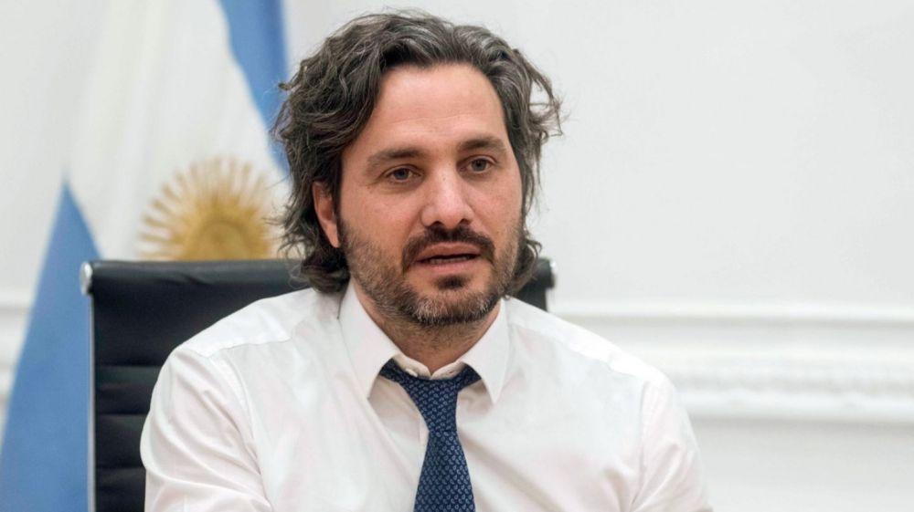 Cafiero: Argentina se va a pegar un porrazo grande con la pandemia