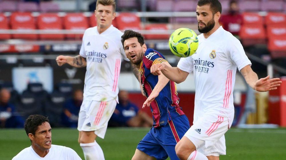 Real Madrid se lució y derrotó al Barcelona en el clásico español