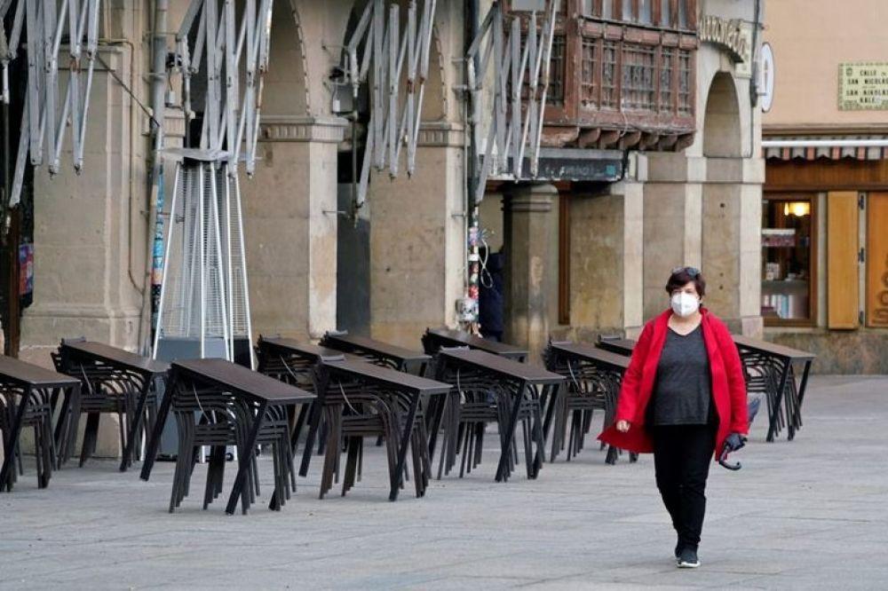 España: aprueban un estado de alarma con toque de queda