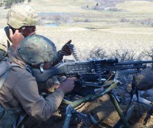 foto: Neuquén: se robaron municiones de un regimiento del Ejército