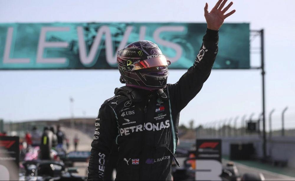 Histórico: Lewis Hamilton es el piloto de F1 con más victorias