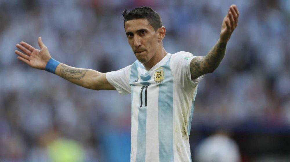 Ángel Di María podría volver a la Selección Argentina