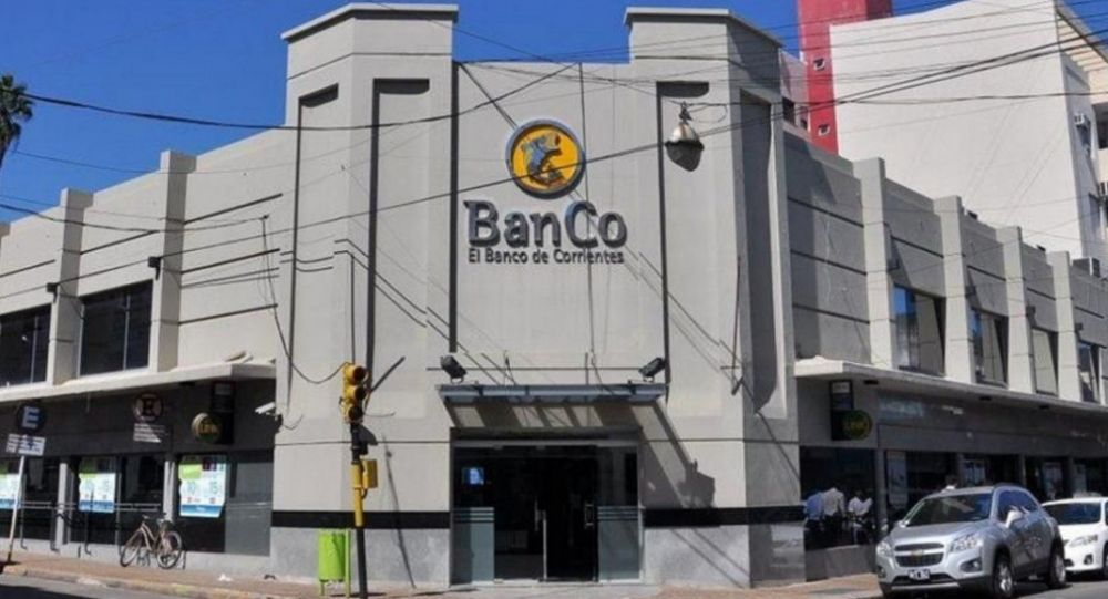 Detectaron un caso positivo de Covid19 en el Banco de Corrientes
