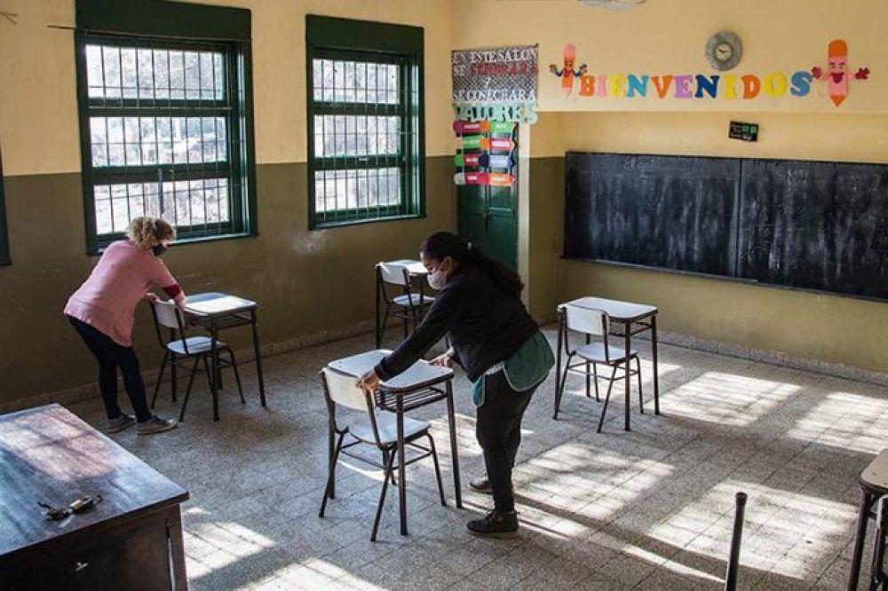 En siete localidades de Chaco volvieron las clases presenciales