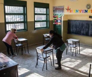 foto: En siete localidades de Chaco volvieron las clases presenciales