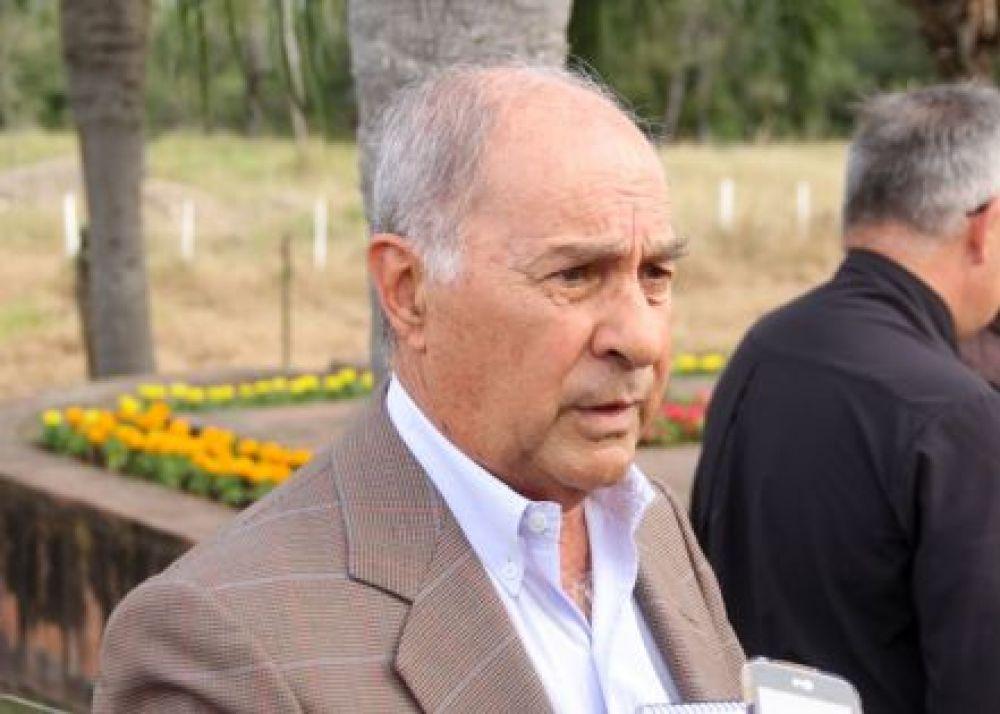 Tato habló tras las supuestas tomas de terreno en su propiedad