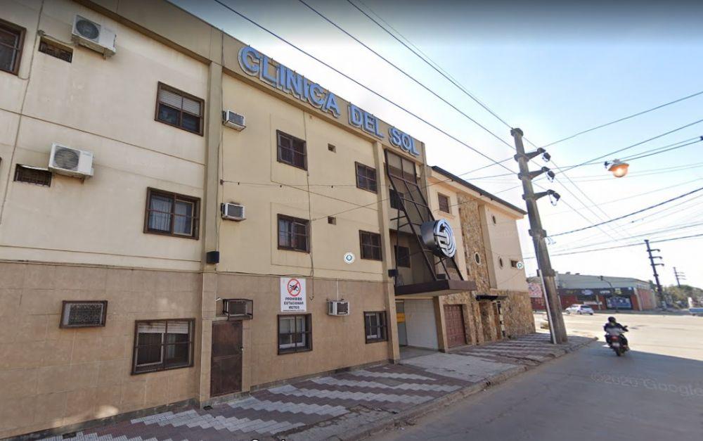 Una clínica suspendió atención en consultorios por caso de Covid19