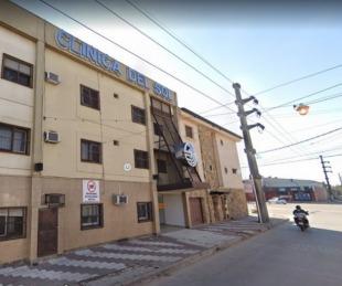 foto: Una clínica sin consultorios externos por coronavirus