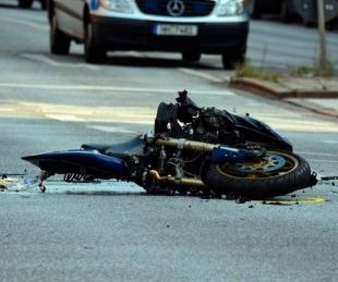 foto: Tuvo un accidente en Bella Vista y falleció en el Hospital Escuela