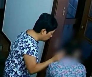 foto: La embajadora de Filipinas en Brasil fue captada golpeando a una empleada doméstica