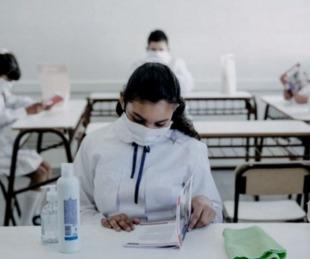 foto: Regresan a clases presenciales unos 6.700 alumnos en la provincia de Buenos Aires