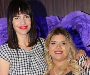 foto: Morena Rial contra su madrastra, Romina Pereiro: