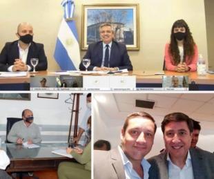 foto: Nación financia más obras en varios municipios de Corrientes